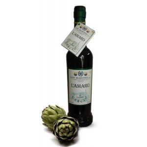 Amaro Carciofì - Liquore di cardo e carciofi sardi